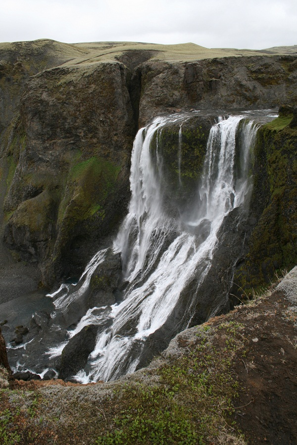 Fagrifoss waterfall - Secret Iceland