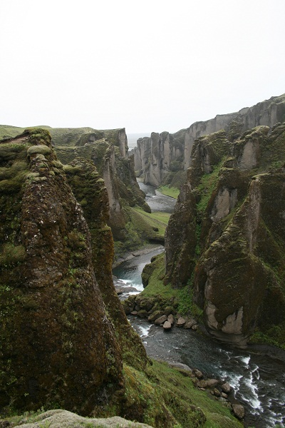 Fjadrargljufur Canyon - Secret Iceland