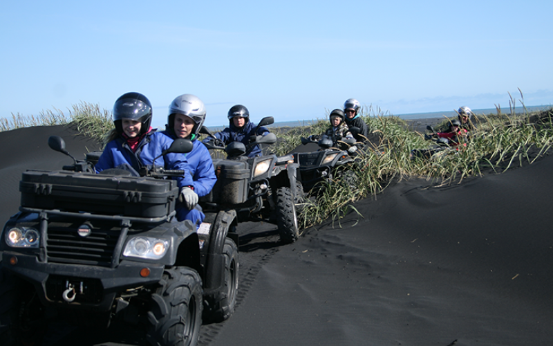 Quad biking tours with Holasport
